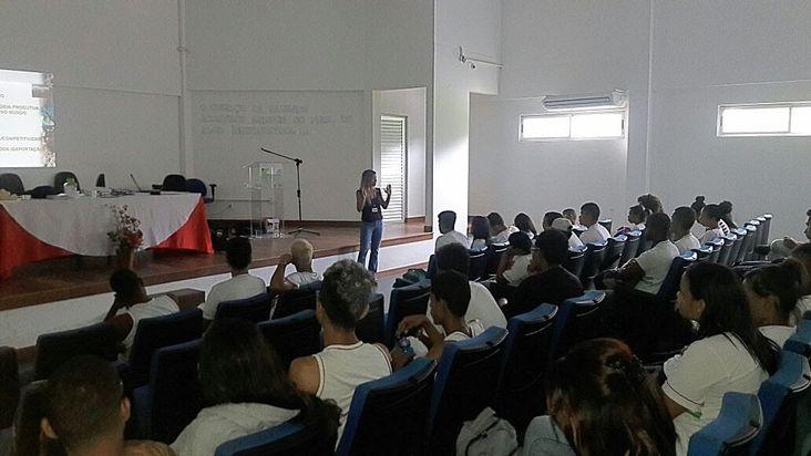 ADAB realiza ciclo de palestras sobre Brucelose e Tuberculose em Escolas Agrotécnicas