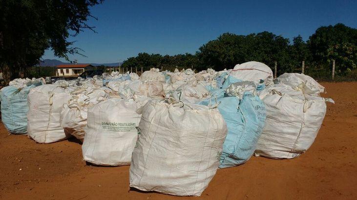 CERCA DE 50 MIL EMBALAGENS VAZIAS DE AGROTÓXICOS SÃO DEVOLVIDAS