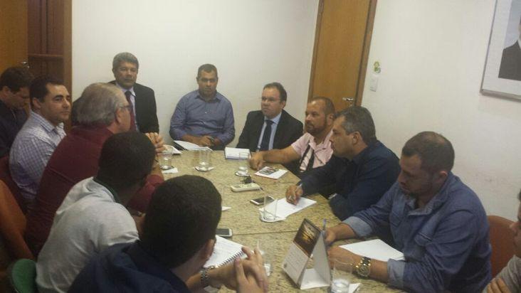 Diretores da ADAB participam de encontro para implantação de Serviços de Inspeção nos Municípios baianos
