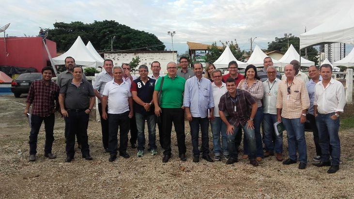 Diretoria da ADAB participa da 51º Exposição Agropecuária de Vitória da Conquista