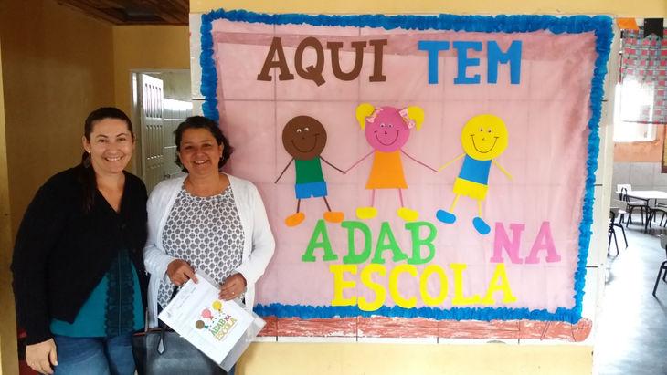 Planejamento das Ações do Projeto ADAB na Escola em Barra da Estiva