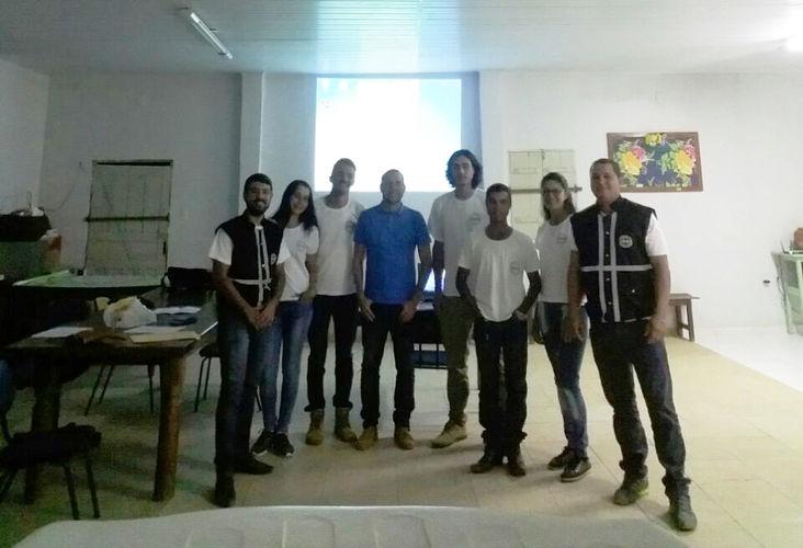 ADAB realiza treinamento técnico para novos Auxiliares de Fiscalização em Formosa do Rio Preto